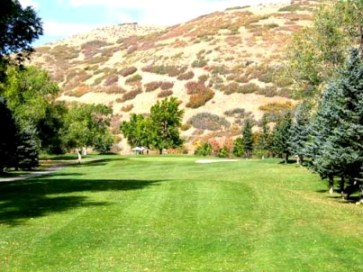Golf Course Photo, Mountain Dell Golf Course, Canyon Course, Salt Lake City, 84109
