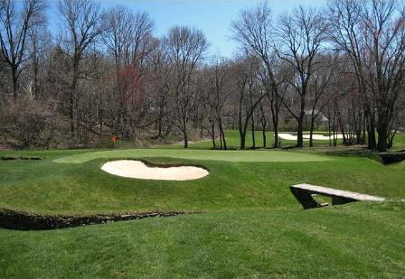 Merion Golf Club, West Course,Ardmore, Pennsylvania,  - Golf Course Photo