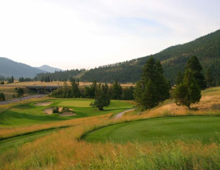 Golf Course Photo, Canyon River Golf Course, Missoula, 59802