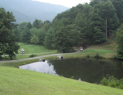 Wolf Creek Golf & Country Club, Bastian, Virginia, 24314 - Golf Course Photo