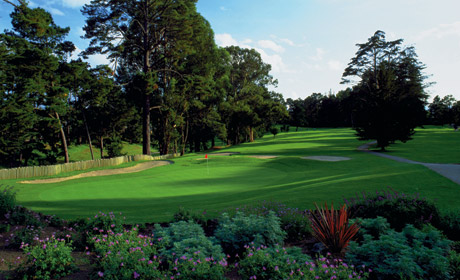 Golf Course Photo, Seascape Golf Club, Aptos, 95003