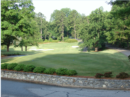 Greensboro Country Club, Irving Park Course,Greensboro, North Carolina,  - Golf Course Photo