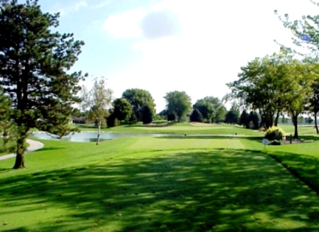 Golf Course Photo, Rail Golf Club, The, Springfield, 62707
