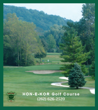 Hon-E-Kor Golf & Country Club, Kewaskum, Wisconsin, 53040 - Golf Course Photo