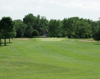 Lacoma Golf Club, Blue Course,East Dubuque, Illinois,  - Golf Course Photo