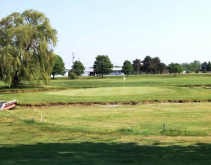 Golf Course Photo, Highland Hills Golf Club CLOSED 2014, Dewitt, 48820