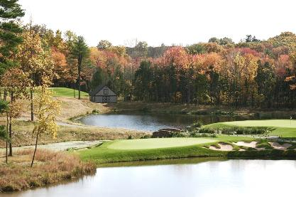 Hamilton Farm Golf Club - Hickory Course, Gladstone, New Jersey, 07934 - Golf Course Photo