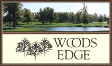 Golf Course Photo, Woods Edge Golf Course, Edgewood, 52044