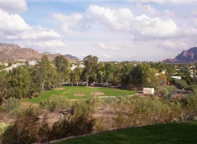 Arizona Biltmore Country Club, Links,Phoenix, Arizona,  - Golf Course Photo