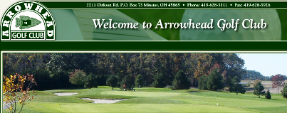 Arrowhead Golf Club,Minster, Ohio,  - Golf Course Photo