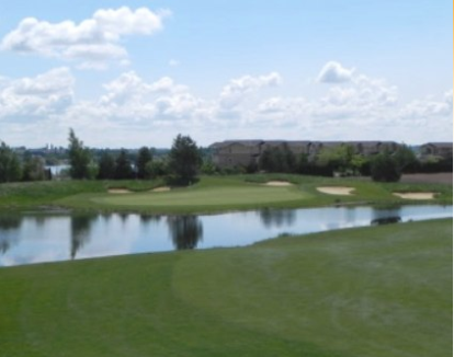 Moses Pointe Golf Resort,Moses Lake, Washington,  - Golf Course Photo