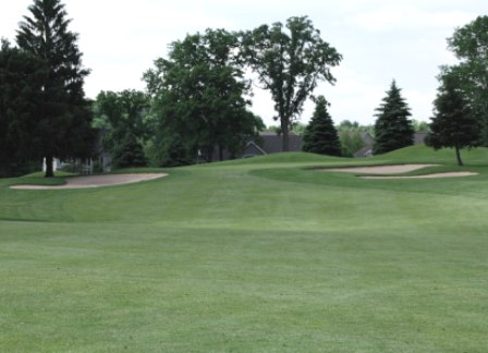 Watermark Country Club, Grand Rapids, Michigan, 49546 - Golf Course Photo
