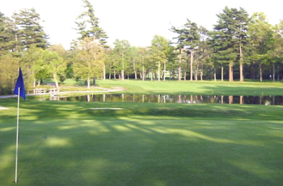 Golf Course Photo, Swansea Country Club, Championship Course, Swansea, 02777