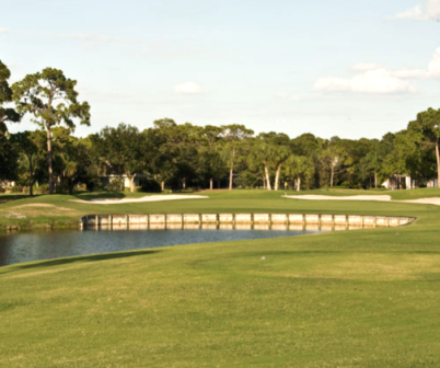 Golf Course Photo, The Oaks Club, Heron Course, Osprey, 34229