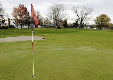 Golf Course Photo, Yule Golf Club, CLOSED 2012, Alexandria, 46001