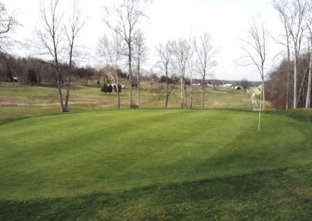 Cedar Valley Golf Course, CLOSED 2013, Mitchell, Indiana, 47446 - Golf Course Photo