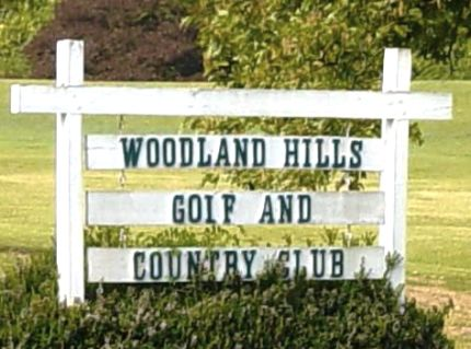 Golf Course Photo, Woodland Hills Golf & Country Club, Pinson, 38366