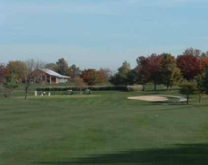 Smock Golf Course,Indianapolis, Indiana,  - Golf Course Photo