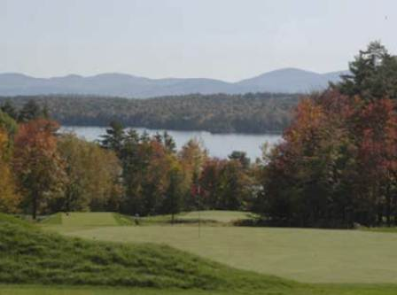 Bald Peak Colony Club,Melvin Village, New Hampshire,  - Golf Course Photo