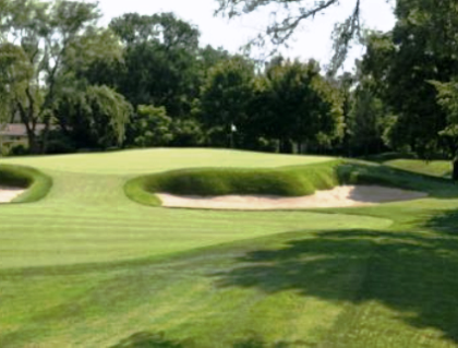 Evanston Golf Club, Skokie, Illinois, 60076 - Golf Course Photo