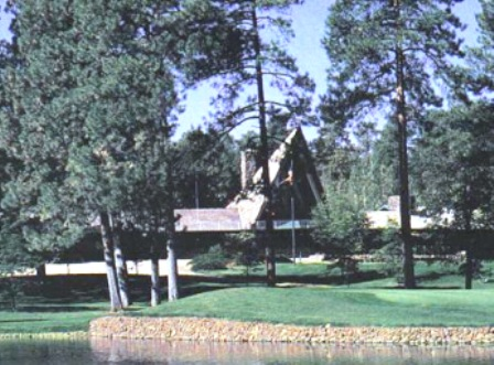 Pinetop Country Club, Pinetop, Arizona, 85935 - Golf Course Photo