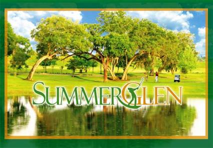 Summer Glen Country Club, Ocala, Florida, 34473 - Golf Course Photo