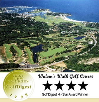 Widows Walk Golf Course, Scituate, Massachusetts, 02066 - Golf Course Photo