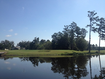 Golf Course Photo, Hernando Oaks Golf Club, Brooksville, 36404