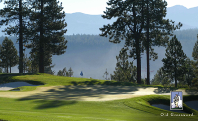 Golf Course Photo, Old Greenwood, Truckee, 96161