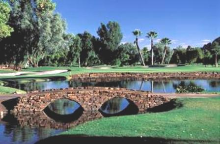 Arizona Country Club, The, Phoenix, Arizona, 85018 - Golf Course Photo