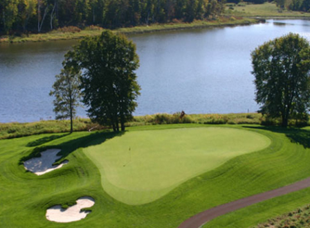 Grand View Lodge, The Deacon's Lodge,Nisswa, Minnesota,  - Golf Course Photo