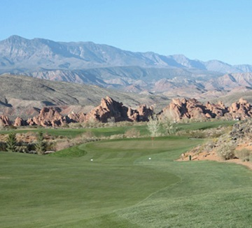 Sky Mountain Golf Course,Hurricane, Utah,  - Golf Course Photo