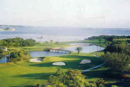 Cove Cay Country Club, Clearwater, Florida, 33760 - Golf Course Photo