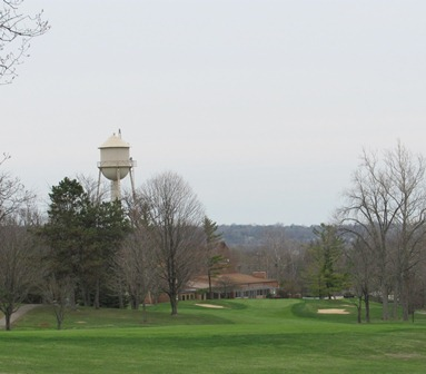 Golf Course Photo, Browns Run Country Club, Middletown, 45042