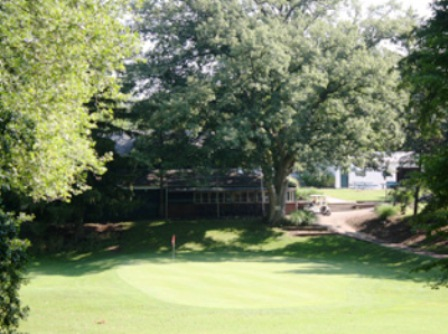 Golf Course Photo, Minerva Lake Golf Course, CLOSED 2016, Columbus, 43231