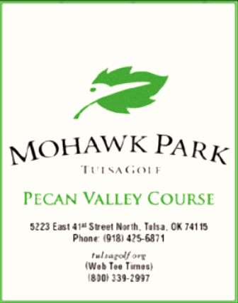 Mohawk Park Golf Course -Pecan Valley, Tulsa, Oklahoma, 74115 - Golf Course Photo