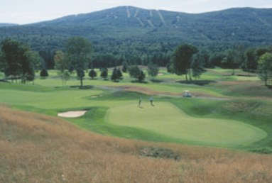 Golf Course Photo, Okemo Valley Golf Club, Ludlow, 05149