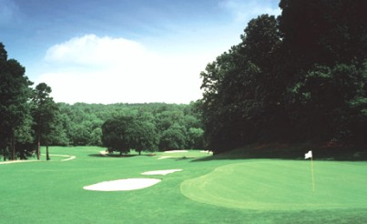 Golf Course Photo, Bobby Jones Golf Course, Atlanta, 30305
