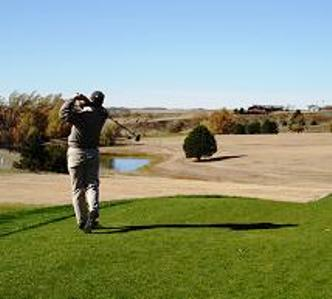 Big Creek Golf Course,Wakeeney, Kansas,  - Golf Course Photo