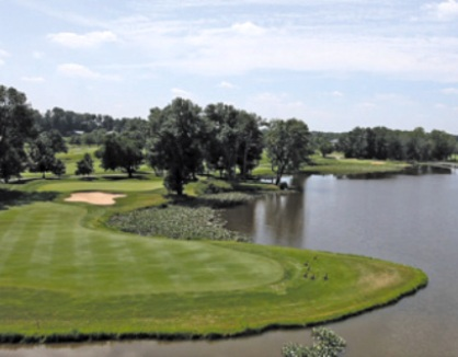 Sand Creek Country Club,Chesterton, Indiana,  - Golf Course Photo