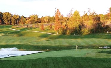 Persimmon Woods Golf Club,Weldon Spring, Missouri,  - Golf Course Photo