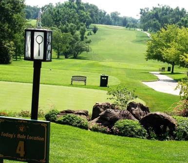 Salina Country Club, Salina, Kansas, 67401 - Golf Course Photo