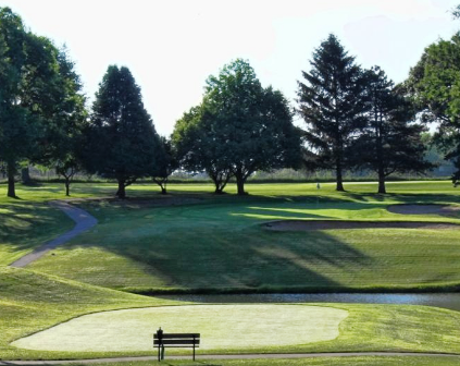 Byron Hills Golf Course,Port Byron, Illinois,  - Golf Course Photo