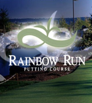 Willows Run Golf Club -Rainbow Run Putting,Redmond, Washington,  - Golf Course Photo