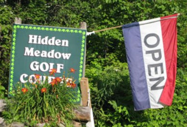 Hidden Meadows Golf Course,Old Town, Maine,  - Golf Course Photo
