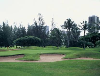 Honolulu Country Club,Honolulu, Hawaii,  - Golf Course Photo