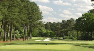 Atlanta Athletic Club -Riverside,Duluth, Georgia,  - Golf Course Photo