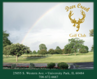 Golf Course Photo, Deer Creek Golf Club, University Park, 60466