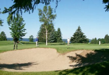 Indian Lake Golf & Country Club,Manistique, Michigan,  - Golf Course Photo