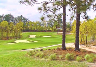 Woodlake Country Club - Carolina Course, Vass, North Carolina, 28394 - Golf Course Photo